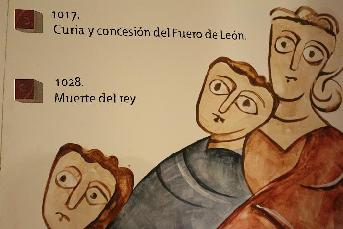 El Fuero de León fue decretado en 1017 por el rey Alfonso V
