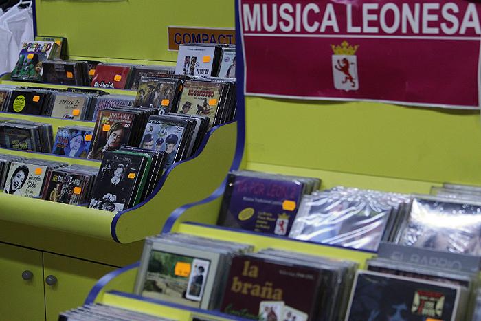 Tiendas de música de León
