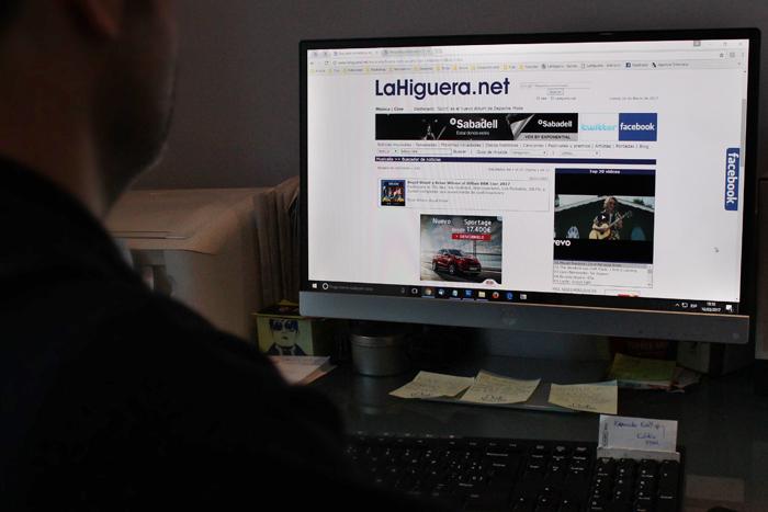 LaHiguera.net Hugo Fernández