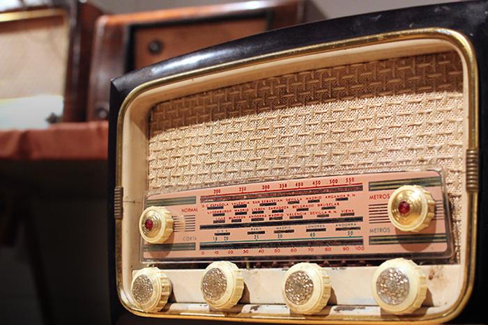 Radios antiguas Leotopía