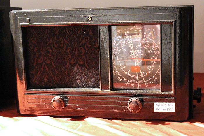 Colección radios antiguas León