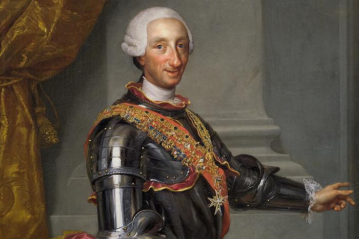 Carlos III Fuentes Borbónicas Leotopía