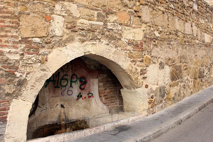 Fuentes borbónicas de la ciudad de León