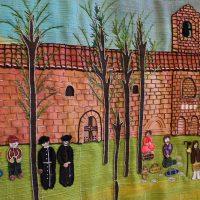 Repostería textil, el arte de pintar con aguja