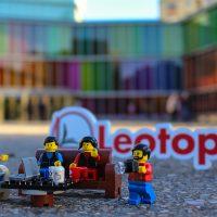 Ordoño y Jimena: ¡Diversión con LEGO!