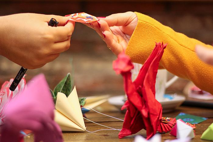 Con Papel Origami Leotopía