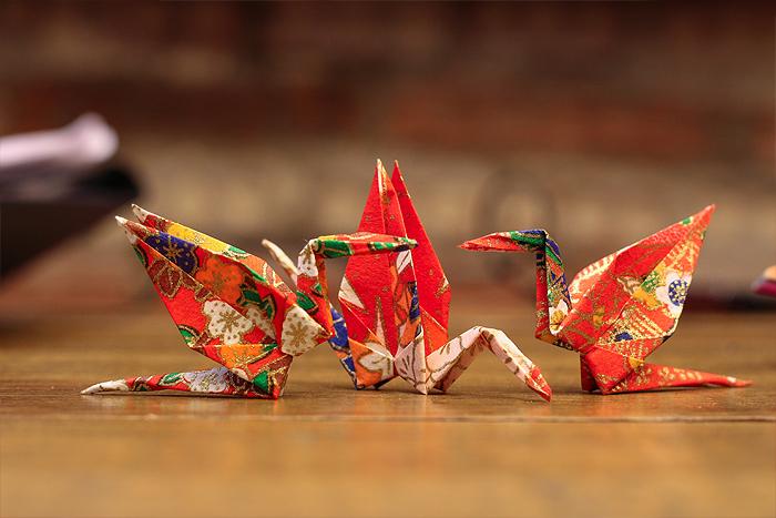Lo más visto Leotopía Origami