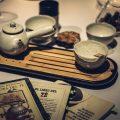 Beber té en León