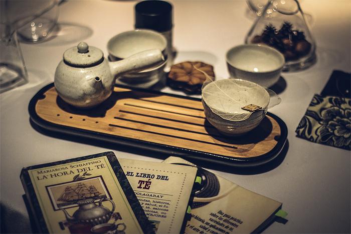 En León, siempre es la hora de beber té