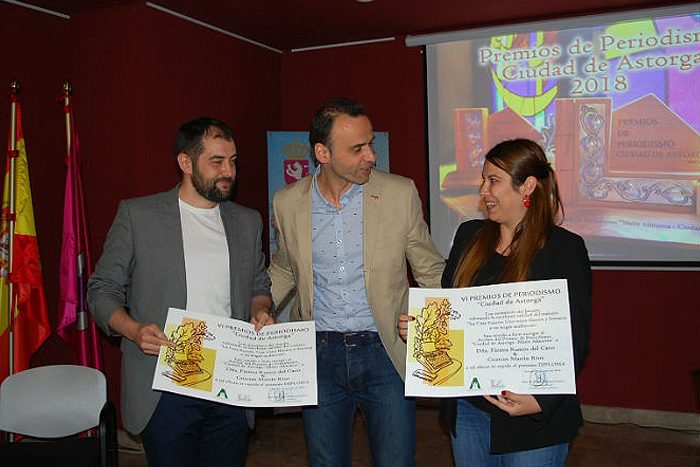 Premios de Periodismo Ciudad de Astorga Leotopía