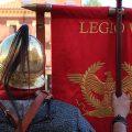 León romano
