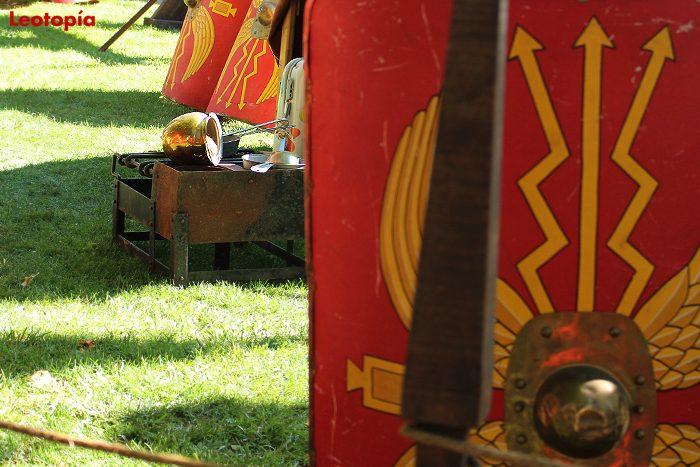 León romano Leotopía
