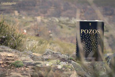 Oro leonés en pepitas de papel: Pozos, la novela