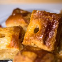 Cuentos gastronómicos para un año capital: dulces, confiterías y pastelerías