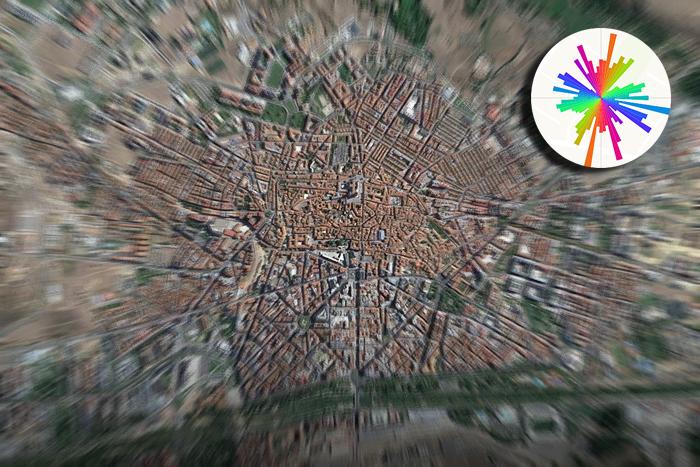 Así se ordena el urbanismo en los mapas de León