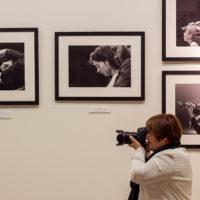 María Diez y el arte de fotografiar la música