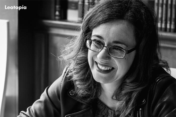 Noemí Sabugal: «La paradoja de León es que nuestro pasado fue nuestro mejor futuro»