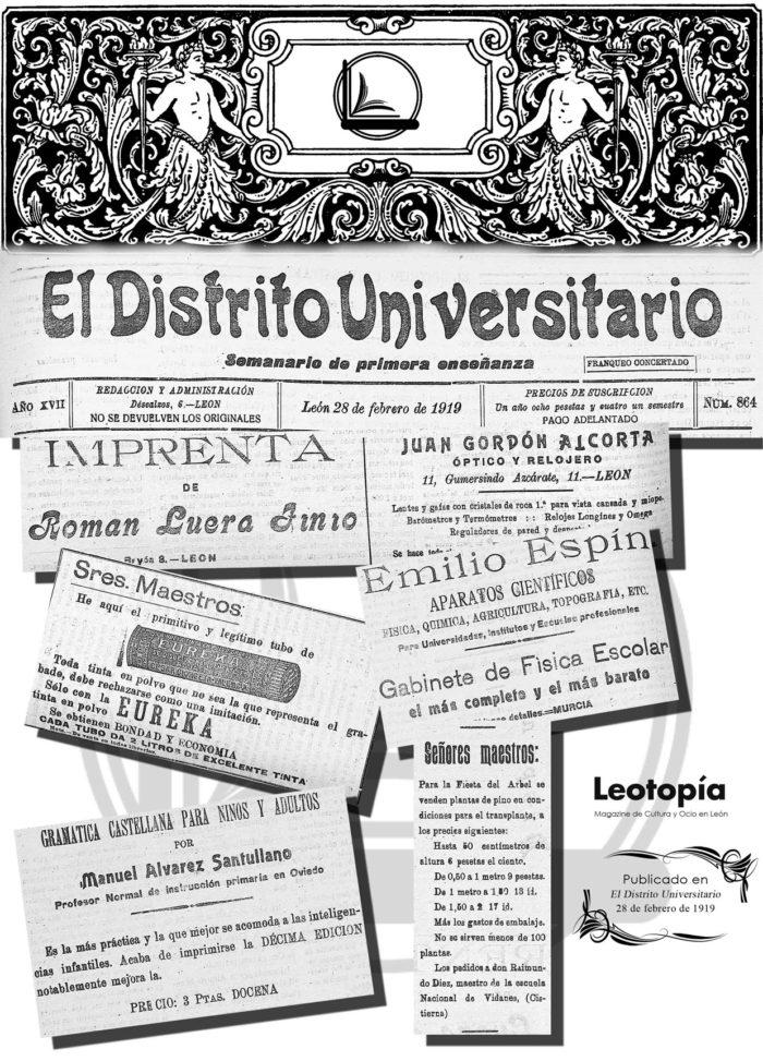 profesores de León